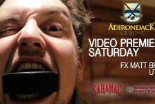Making Movies – The Adirondack Ice Bowl Premiere
