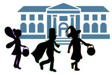 """Utica Public Library Hosts """"Truck or Treat"""""""