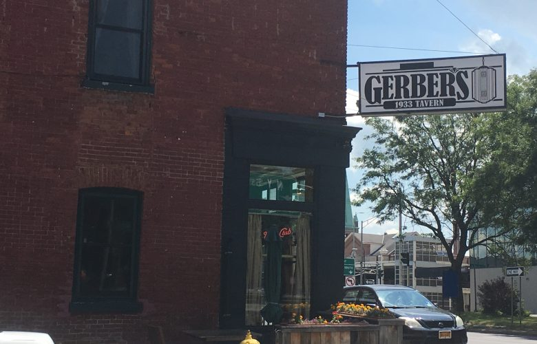 """A Quick """"Snack"""" at Gerber's 1933 Tavern"""