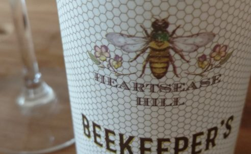 Mead Made Locally Heartsease Hill