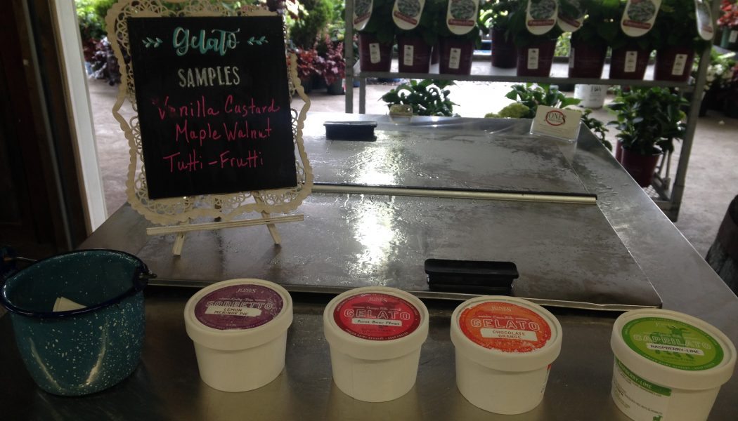 Jones Family Farm Gelato