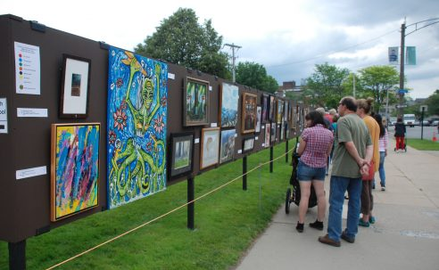 MWPAI Art Festival Inspires All