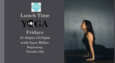Lunch Time Yoga w/ Sara Miller