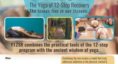 Yoga of 12 Step Recovery